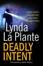 Deadly Intent by Lynda La Plante (Paperback, 2011)