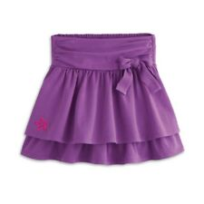 American Girl CL MY AG BOW SKIRT SIZE LARGE 14/16 for Girl Purple Star NEW
