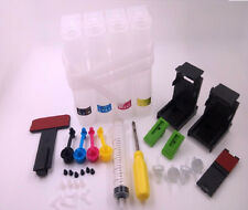 New EMPTY CISS Continuous Ink Supply System for HP, Canon inkjet deskjet Printer