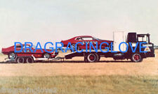 """Terry Ivey"" 1969 Ford Maverick Race Team NITRO Funny Cars PHOTO!"