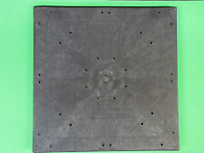 "Mobile Home Parts. Pier Pads. PolyVulc. Blocking Pads. 20"" x 20"" Quantity of 10"