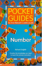 Number (Pocket Guides to the Primary Curriculum),GOOD