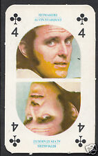Monty Gum Card - 1970's Hitmakers Music Card - Alvin Stardust