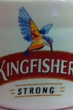 KINGFISHER BEER PUB BAR RESTAURANT CERAMIC ASHTRAY CIGARETTE CIGAR ASH BOWL BIRD
