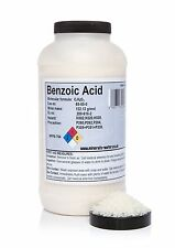 600g Benzoic Acid 99.6% high purity