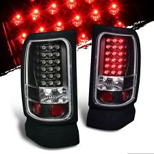 Rückleuchte Dodge Ram LED 94 95 96 97 98 99 00 01 DOT SAE Rear light neu schwarz
