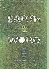 Earth and Word : Classic Sermons on Saving the Planet by David M. Rhoads and...