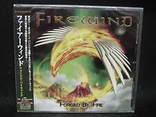 FIREWIND Forged By Fire + 1 JAPAN CD Apollo Ozzy Mystic Prophecy Outloud Gus.G