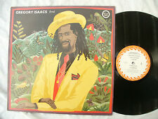 GREGORY ISAACS LP SELF TITLED live island / irg 2 ..... 33 rpm