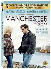 Manchester by the Sea (DVD, 2017) Drama Adventure NOW SHIPPING FREE
