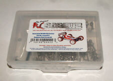 ASSOCIATED RC18 B RC SCREWZ SCREW SET STAINLESS STEEL ASS022