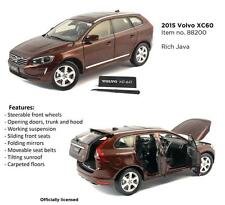 ULTIMATE DIECAST 2015 VOLVO XC60 RICH JAVA DIECAST MODEL CAR 1:18 88200 NEW!!
