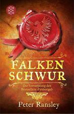 FALKENSCHWUR - Peter Ransley neuwertig VERSAND KOSTENLOS Taschenbuch