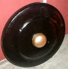Gong Metal Boss Nipple Java Bali 32 in LARGE Teak Mallet Gamelan Indonesia link