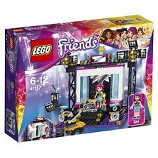 LEGO FRIENDS 41117 - POP STAR TV STUDIO - 194 Pieces - NEW IN BOX!