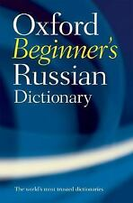 Oxford Beginner's Russian Dictionary (2006, Paperback)
