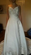 Size 8 Mon Cheri Wedding Dress
