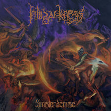 INTO DARKNESS - Sinister Demise - CD - DEATH METAL