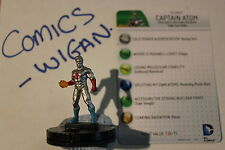 DC HeroClix Superman/Wonder Woman#013b Captain Atom prime