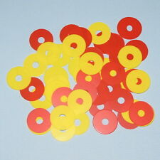 Airsoft Machined Piston Head AOE Shims (Pack of 50)