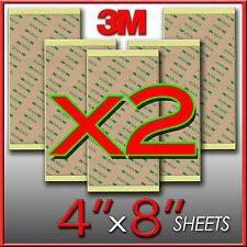 X2 3M 300LSE Double Sided-HEAVY DUTY SHEET OF ADHESIVE TAPE- CELL PHONE REPAIR
