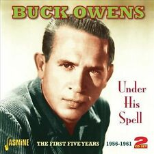 Under His Spell: The First Five Years 1956-1961 by Buck Owens (CD, Sep-2012,...