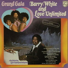 "12"" Barry White & Love Unlimited Grand Gala (Never Never Gonna Give Ya Up)"