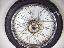 Felge Rad Vorderrad Speichenrad / Front Wheel Honda CB 450 500 550 750 K  Four