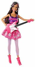 Barbie Nikki Life in the Dream House Doll I Can Be Rock Star Career A.A Doll New