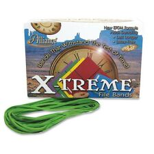 """Alliance Rubber X-treme File Band - 7"""" Length X 0.13"""" Width - Latex-free,"""