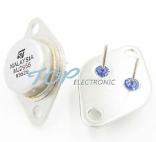 TO-3 MJ2955 ST PNP AF Amp Audio Power Transistor 15A/60V