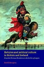 Religion and Political Culture in Britain and Ireland : From the Glorious Revolu