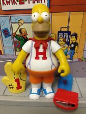 Playmates The Simpsons World of Springfield WoS Series 6 Mascot Homer Simpson