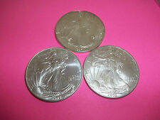 Walking Liberty 1 oz Silver Dollar 1987, 1998, 2003 Choose one
