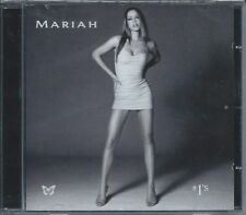 Mariah Carey - No. 1's / Greatest Hits (CD) new  sealed TRACKS ON PIC 2