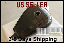 Vented Gas Tank Honda Rebel CMX250 Oversize Fuel Capacity GLOSS BLACK