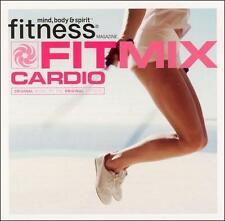 FitMix Fit Mix Cardio Music for Mind, Body, Spirit  (Shelf CD 15)