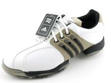 NWT ADIDAS White AdiPrene TOUR360 II 3D Fit Foam Golf Shoes Sz. 10