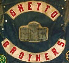 Ghetto Brothers-Power-fuerza  CD NEW