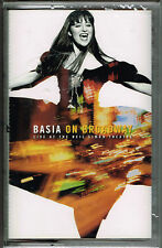 Basia on Broadway by Basia (Cassette) BRAND NEW FACTORY SEALED
