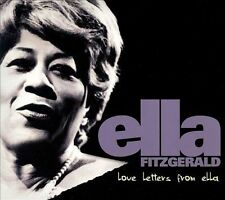 Love Letters from Ella  by Ella Fitzgerald CD