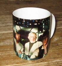 Star Wars MUG Obi Wan Luke Skywalker Han Solo Chewbacca Cast MUG