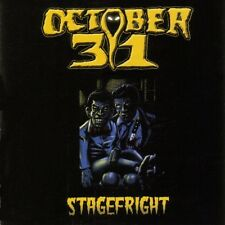OCTOBER 31-STAGEFRIGHT-CD-deceased-twisted tower dire-saxon-power-heavy metal