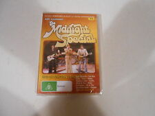THE MIDNIGHT SPECIAL-LIVE ON STAGE IN 1975-15 TRACK DVD-NEW/SEALED-AUSTRALIA