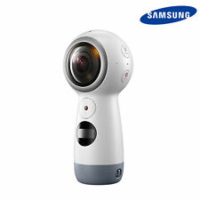 NEW SAMSUNG 2017 Gear 360 SM-R210 Compact Design Camcorder Camera Galaxy S8, S8+