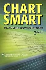 Chart Smart: The A-to-Z Guide to Better Nursing Documentation by Springhouse
