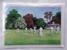 Nostalgic 4 Needed Of The Last Ball To Win Cricket Game Happy Birthday Card