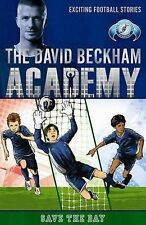 David Beckham Academy SAVE THE DAY  # 3 Soccer and Football SC NEW 2009