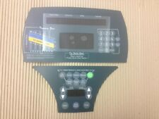 LIFE Fitness Overlay TASTIERA SUPERIORE INFERIORE 9500hrt Next Generation crosstrainer