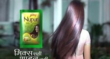 Nupur Mehendi / Henna natural hair colour with 9 herbs- Godrej